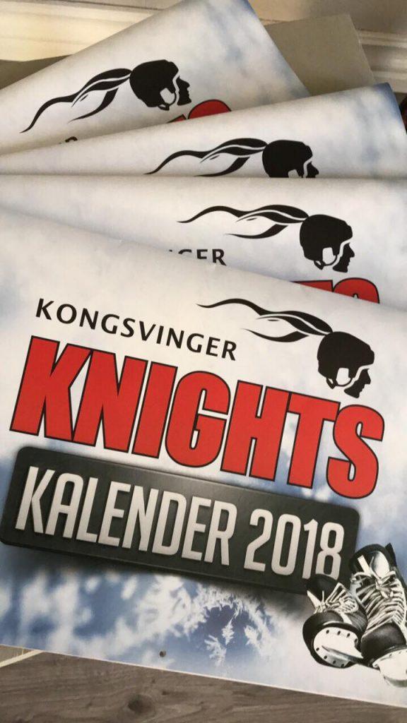 Knights Kalender